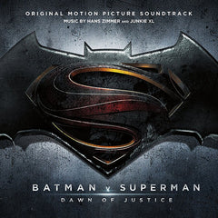 Batman V Superman Dawn Of Justice CD - Almaraz Records | Tienda de Discos y Películas