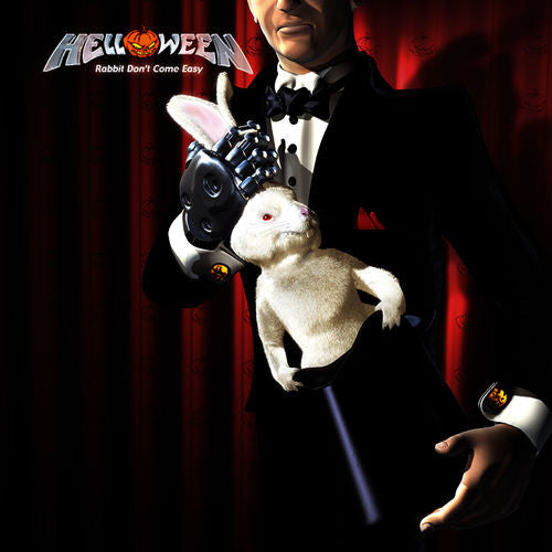 Helloween Rabbit Don't Come Easy CD - Almaraz Records | Tienda de Discos y Películas