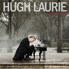 Hugh Laurie Didn't It Rain CD - Almaraz Records | Tienda de Discos y Películas