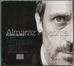 Hugh Laurie Let Them Talk Special Edition CD+DVD - Almaraz Records | Tienda de Discos y Películas  - 1