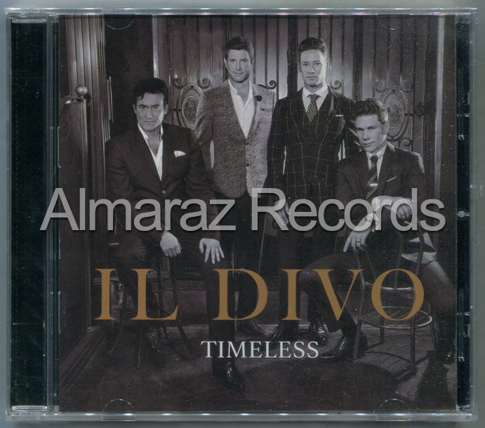 Il Divo Timeless CD