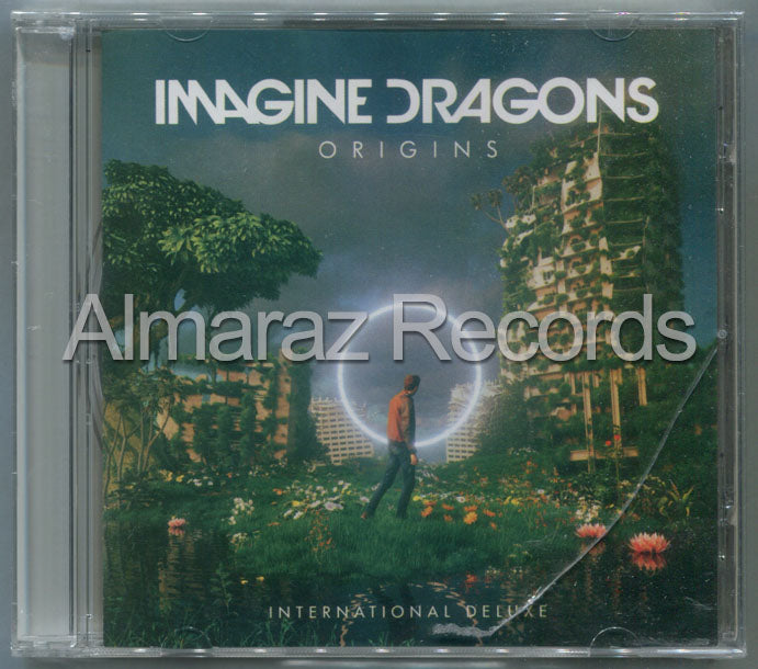 Imagine Dragons Origins CD (Usado)