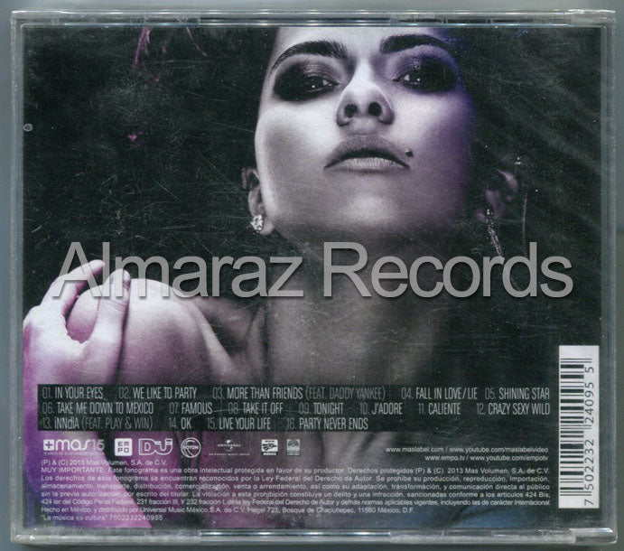 Inna Party Never Ends CD - Almaraz Records | Tienda de Discos y Películas  - 2