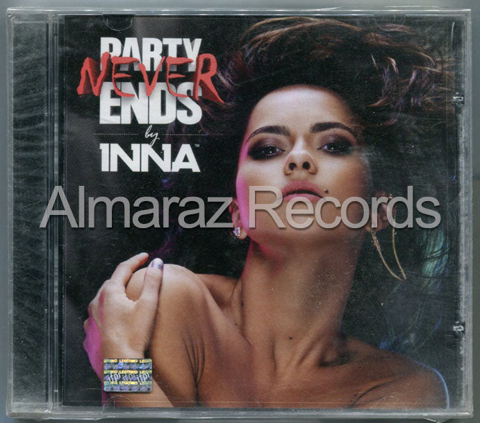 Inna Party Never Ends CD - Almaraz Records | Tienda de Discos y Películas  - 1