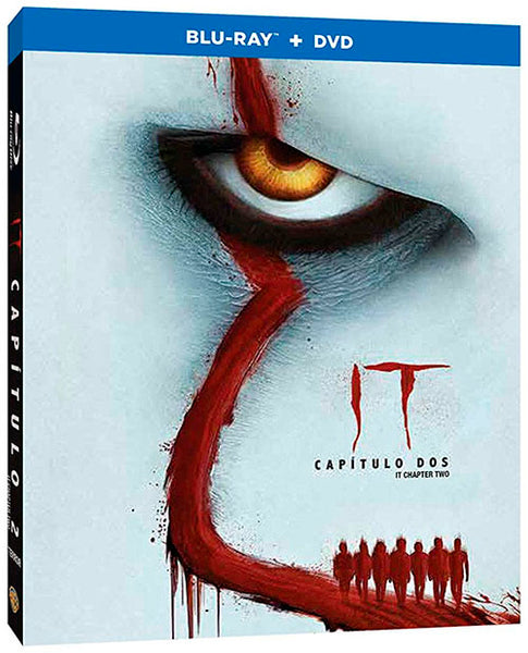It Eso Capitulo 2 Blu-Ray+DVD