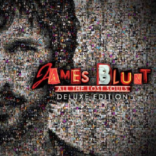 James Blunt All The Lost Souls Live CD+DVD - Almaraz Records | Tienda de Discos y Películas
