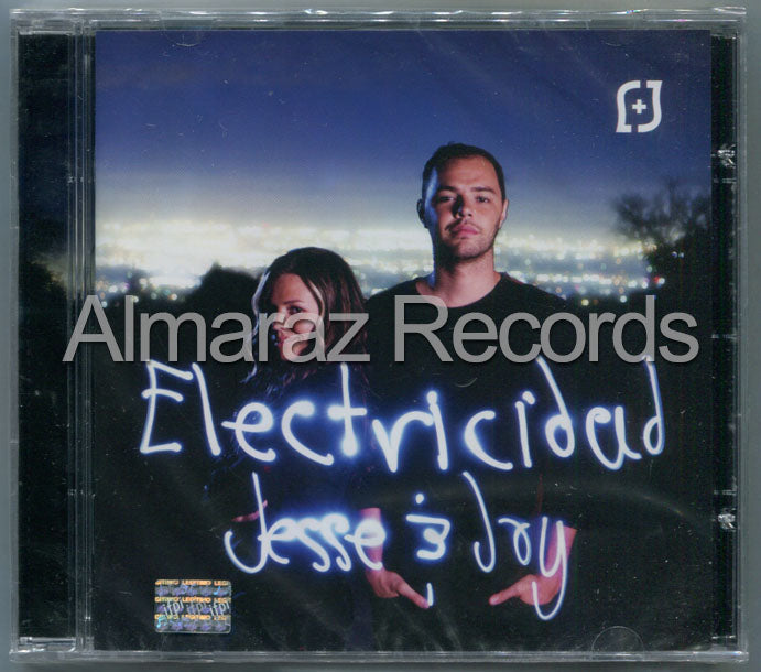 Jesse & Joy Electricidad CD