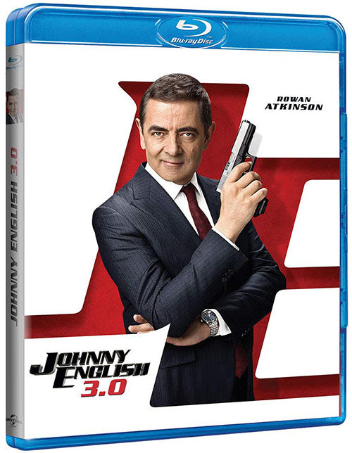 Johnny English 3.0 Blu-Ray