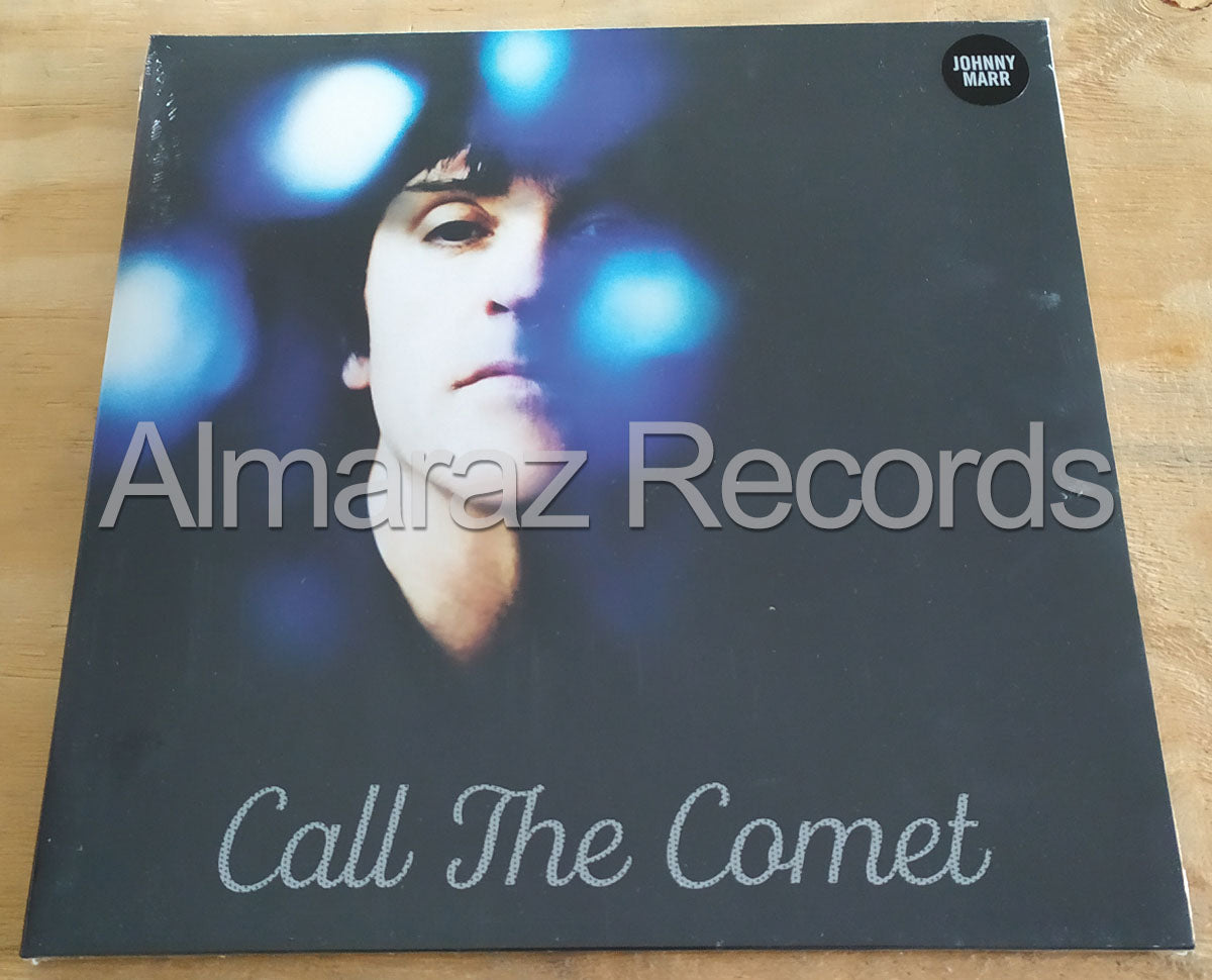 Johnny Marr Call The Comet Purple Vinyl LP