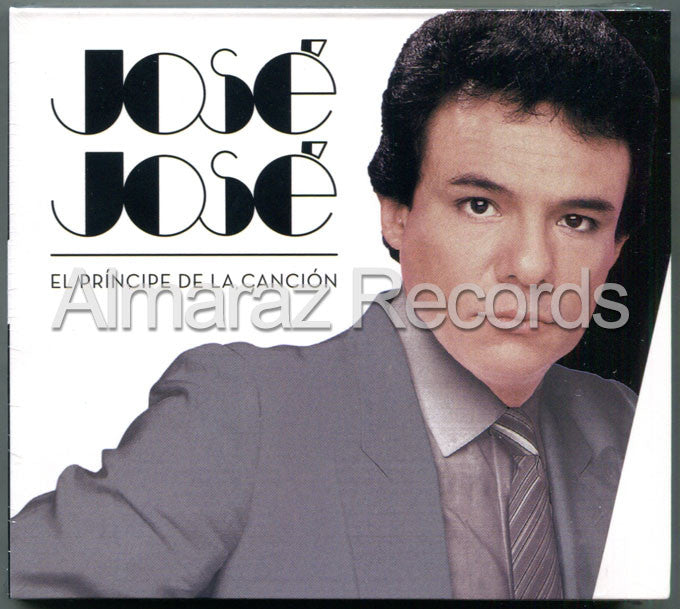 Jose Jose El Principe De La Cancion 2CD+DVD