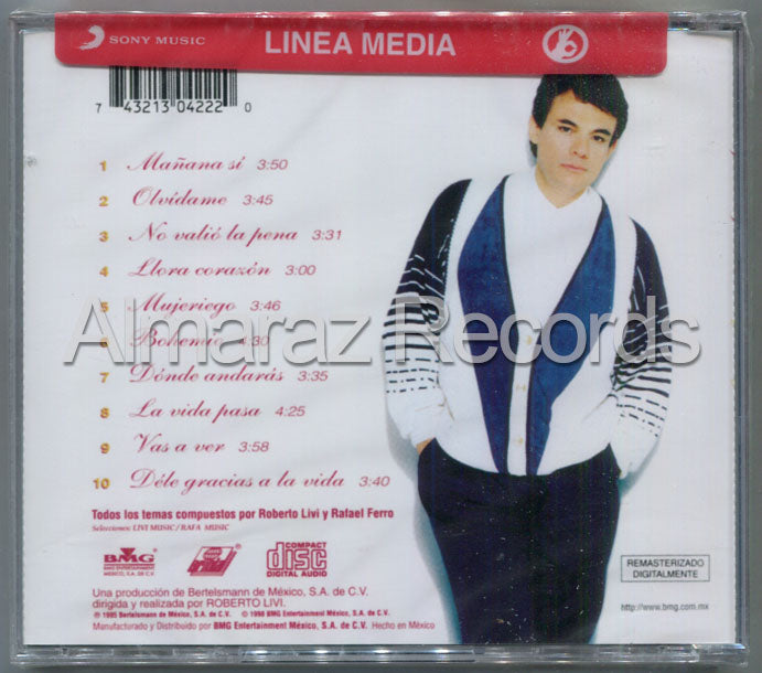 Jose Jose Mujeriego CD