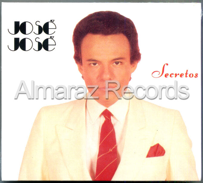 Jose Jose Secretos CD