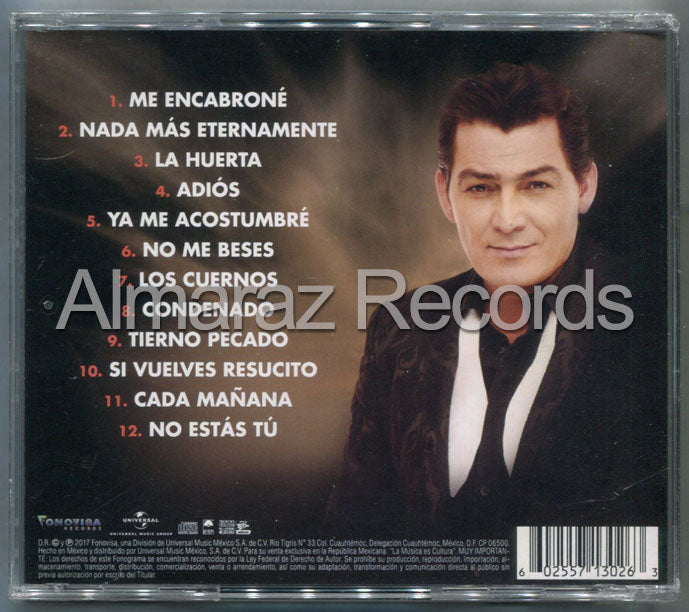 Jose Manuel Figueroa No Estas Tu CD