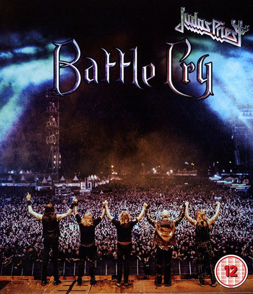 Judas Priest Battle Cry Blu-Ray - Almaraz Records | Tienda de Discos y Películas
