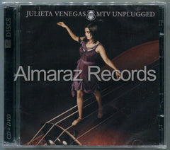 Julieta Venegas MTV Unplugged CD+DVD
