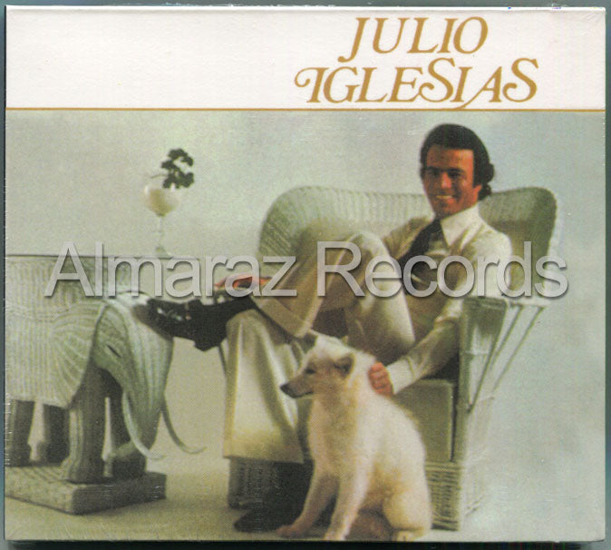 Julio Iglesias A Mexico CD