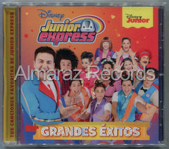 Junior Express Grandes Exitos CD