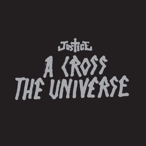 Justice A Cross The Universe CD+DVD - Almaraz Records | Tienda de Discos y Películas