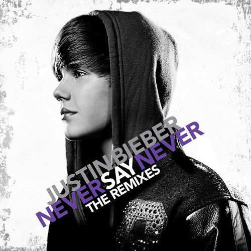 Justin Bieber Never Say Never The Remixes CD - Almaraz Records | Tienda de Discos y Películas