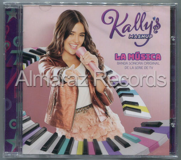 Kally's Mashup La Musica CD