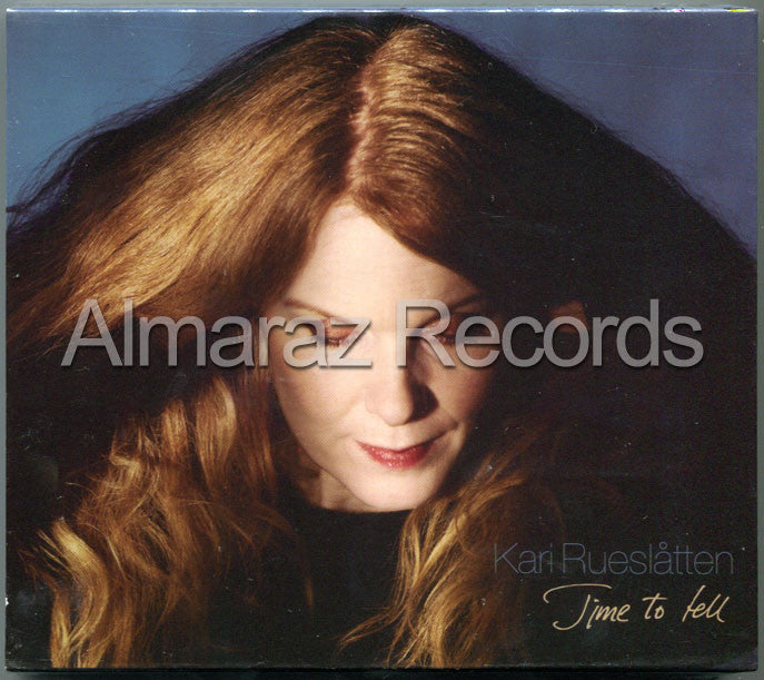 Kari Rueslatten Time To Tell CD - Almaraz Records | Tienda de Discos y Películas  - 1