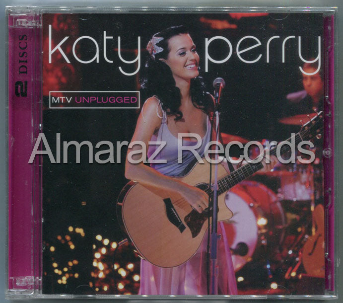 Katy Perry MTV Unplugged CD+DVD