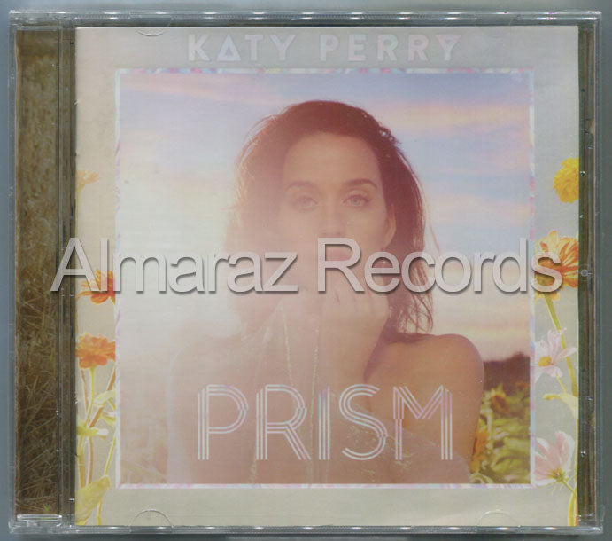 Katy Perry Prism Deluxe CD