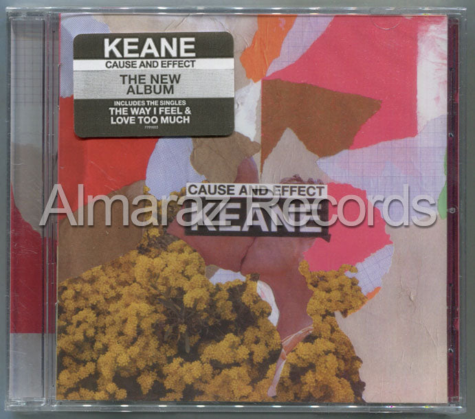 Keane Cause & Effect CD