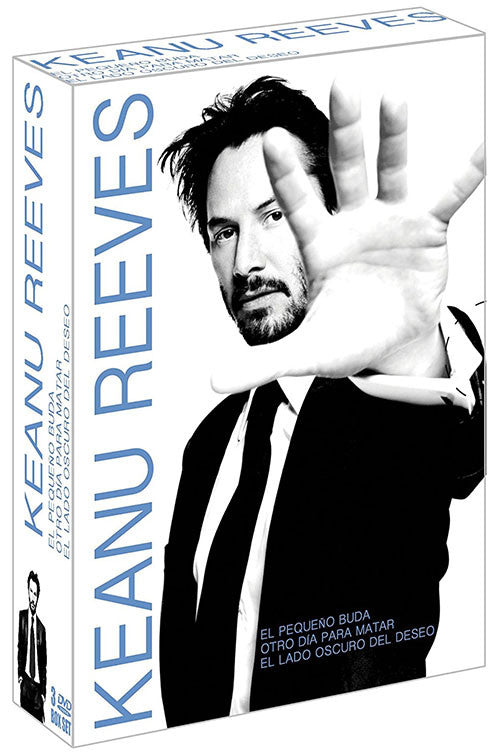 Keanu Reeves 3DVD