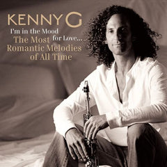 Kenny G I'm In The Mood For Love CD - Almaraz Records | Tienda de Discos y Películas