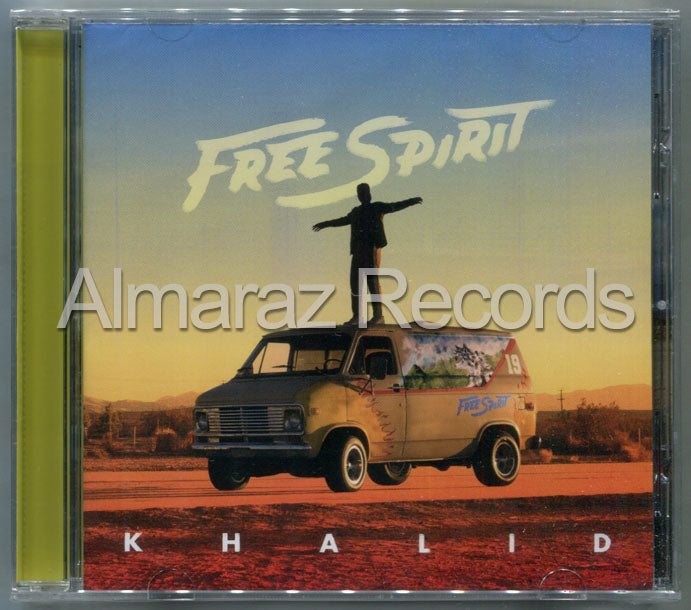 Khalid Free Spirit CD