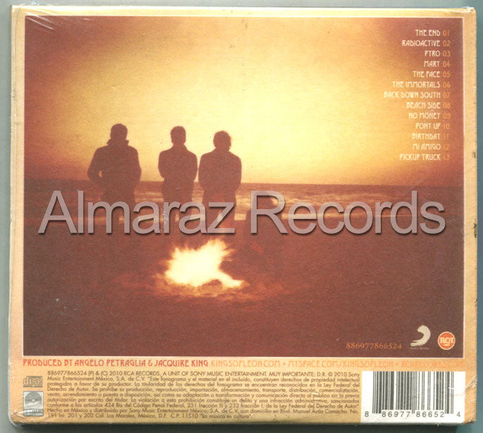 Kings Of Leon Come Around Sundown 2CD - Almaraz Records | Tienda de Discos y Películas  - 2