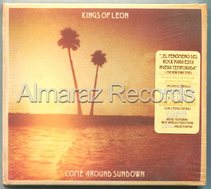 Kings Of Leon Come Around Sundown 2CD - Almaraz Records | Tienda de Discos y Películas  - 1