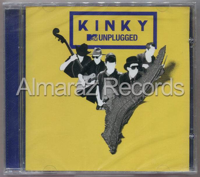 Kinky MTV Unplugged CD
