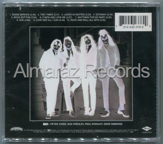 Kiss Dressed To Kill CD [Import] - Almaraz Records | Tienda de Discos y Películas  - 2
