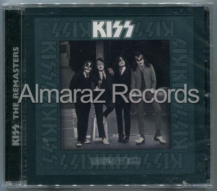 Kiss Dressed To Kill CD [Import] - Almaraz Records | Tienda de Discos y Películas  - 1