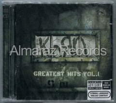 Korn Greatest Hits Vol. 1 CD+DVD - Almaraz Records | Tienda de Discos y Películas  - 1