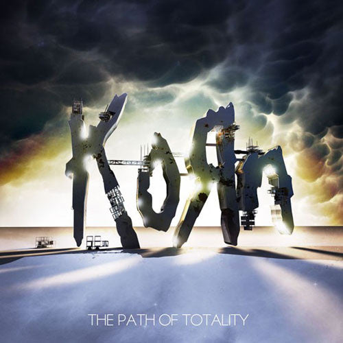 Korn Path Of Totality CD+DVD - Almaraz Records | Tienda de Discos y Películas