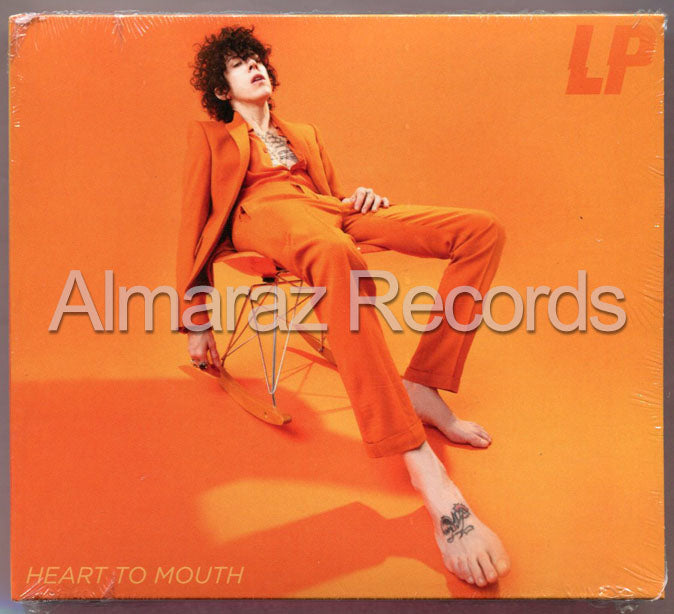 LP Heart To Mouth CD