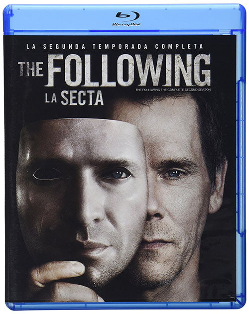 La Secta The Following Temporada 2 3Blu-Ray - Almaraz Records | Tienda de Discos y Películas  - 1