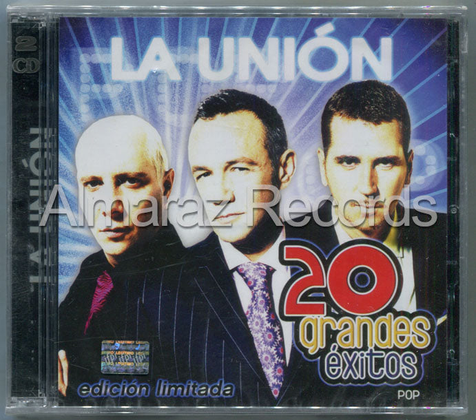 La Union 20 Grandes Exitos 2CD