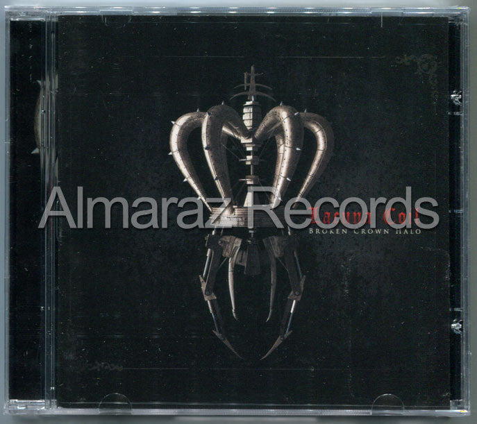 Lacuna Coil Broken Crown Halo CD - Almaraz Records | Tienda de Discos y Películas  - 1