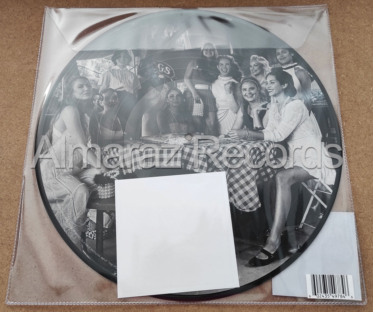 Lana Del Rey Chemtrails Over The Country Club Vinyl LP