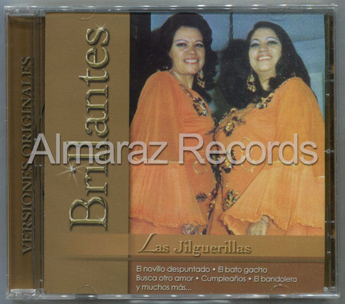 Las Jilguerillas Brillantes CD