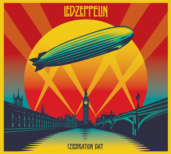 Led Zeppelin Celebration Day 2CD+DVD - Almaraz Records | Tienda de Discos y Películas