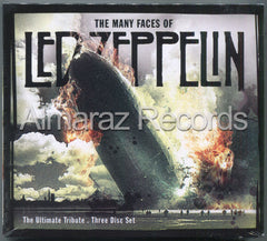 The Many Faces Of Led Zeppelin 3CD