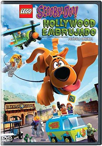 Lego Scooby-Doo Hollywood Embrujado DVD