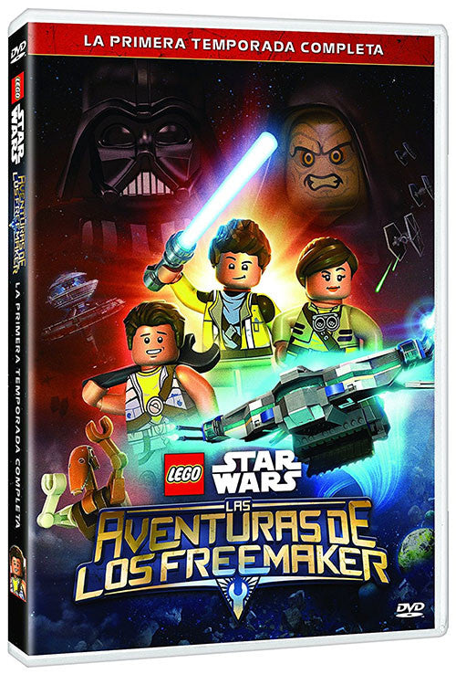 Lego Star Wars The Freemaker Adventures DVD - Almaraz Records | Tienda de Discos y Películas