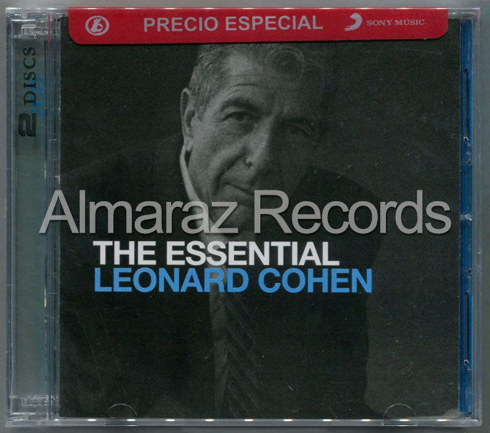 Leonard Cohen The Essential Leonard Cohen 2CD