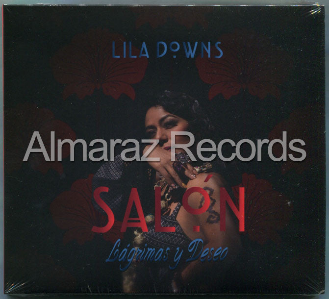 Lila Downs Salon Lagrimas Y Deseo CD